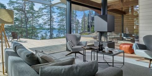 Wave, ein modernes Massivholzhaus