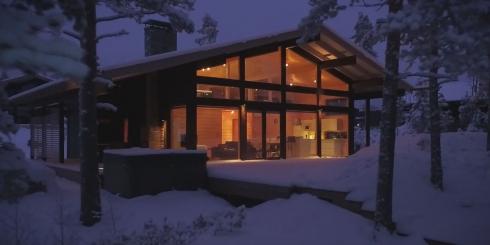 Polar Life Haus und Naava Resort in Finnland -eine perfekte Kooperation.