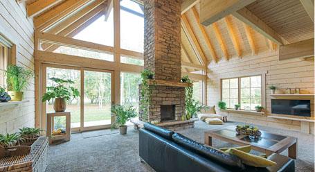 Blockhaus  Warum sich für ein Blockhaus entscheiden? – Polar Life Haus